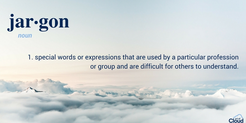 the definition of Jargon
