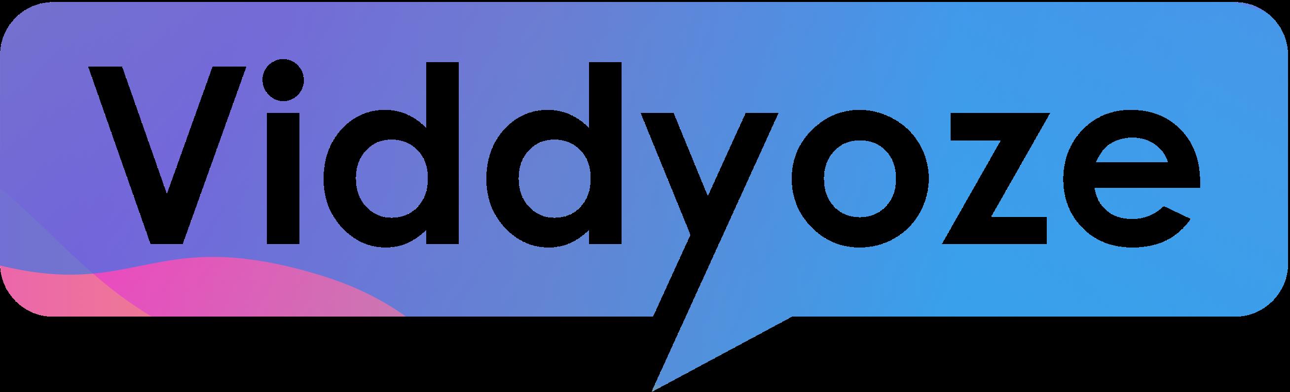 Logo Viddyoze