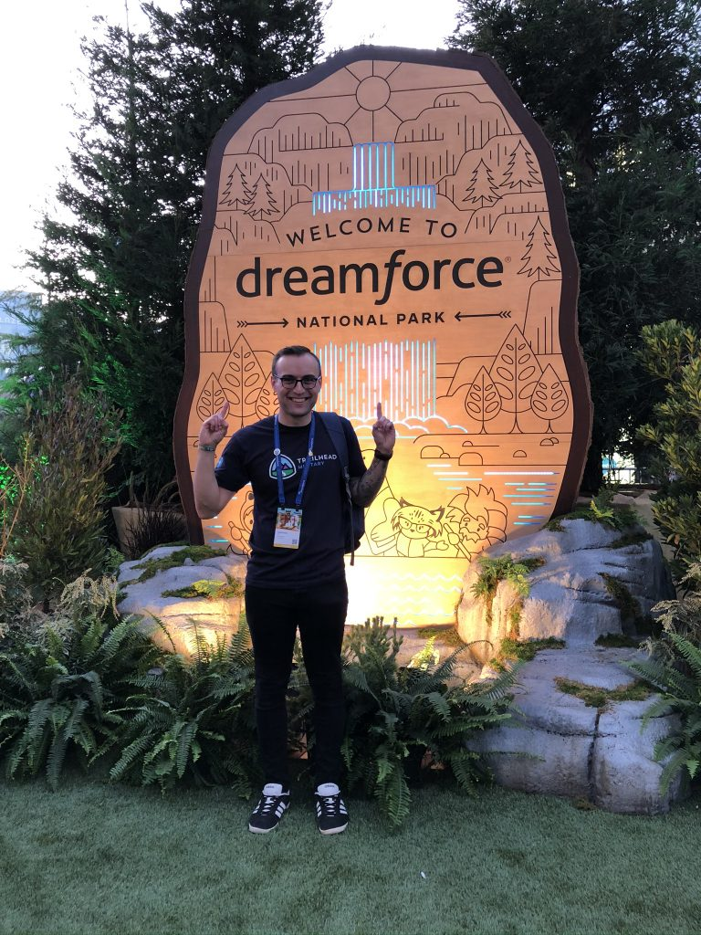 Jonathan Fox Dreamforce