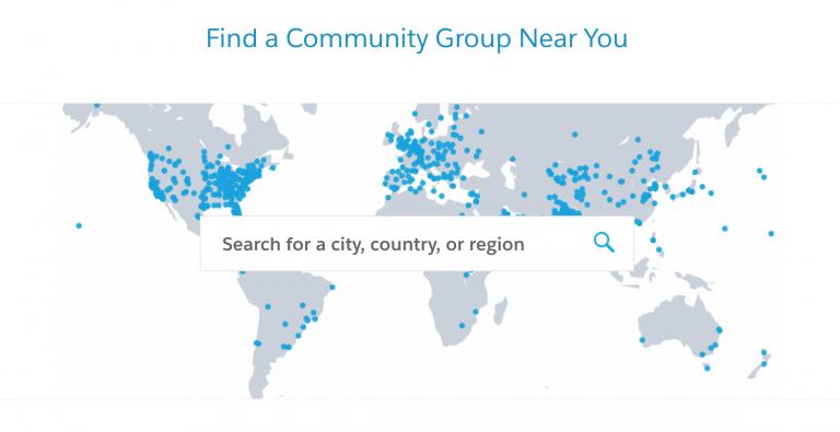 trailblazer map leeds