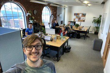 Art of Cloud team photo