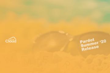 Pardot Summer '20 Release